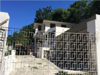 dos casas en una /661m/c ideal rentas $55,000