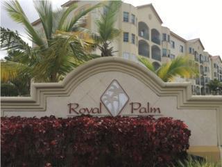 Cond. Royal Palm/Haga su oferta!!(2) Garden!
