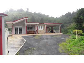 Casa LA MAYA con 3 cdas rodeada de Río Caudaloso