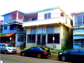 Frente Univ Cayey, Local + Casa