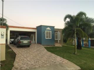 Hermosa Residencia 3H/2B Bo Capá Moca