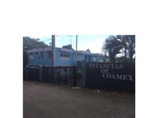 Cond. Estancias de Coamex, acceso controlado.