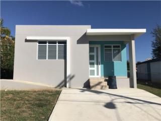 Casa recién construída en Boquerón