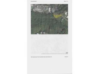 Terreno Residencial, 1550m llanos, Aibonito,