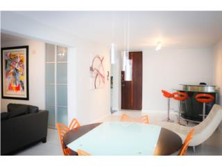 Fully Remodeled City Apartment in Condado