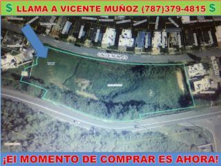 URB. ESTANCIAS DE YAUCO -SOLAR- $ INVERSION $