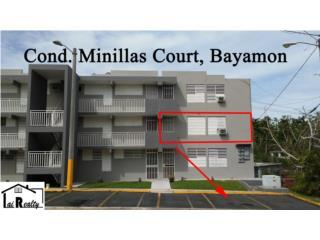 Minillas Court - 2do piso equipado