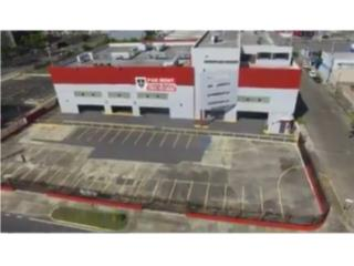COMMERCIAL BUILDING- ROOSEVELT AVE. HATO REY