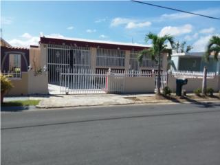 Casa en Urb Verdemar,Humacao PR