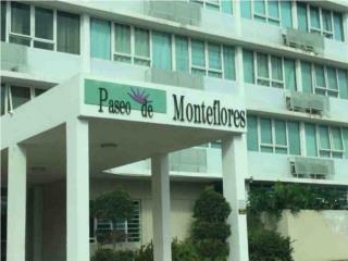 Cond, Paseo Monteflores, 2cuartos, 1baño, 45k