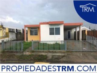 3 habitaciones, 1 baño, 804 P/C de estructura