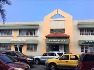 Oficina 1er piso Edif Galeria Medica Bayamon