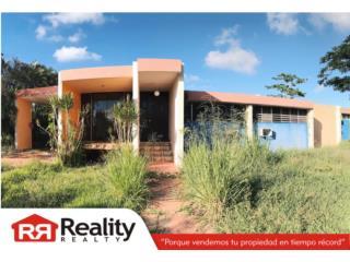 Propiedad Residencial con terreno, PR-130