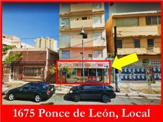 LOCAL, 1ER PISO, PONCE DE LEON, OFERTE!!