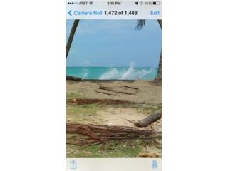 Terreno Frente  la Playa Zonificacion Residen