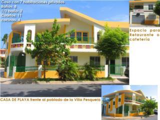 APARTAMENTOS - RESTAURANT- VILLA PESQUERA