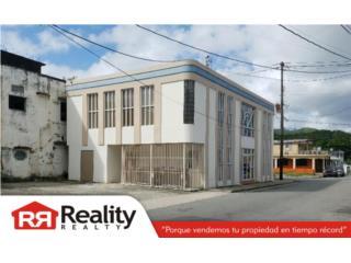 Edificio Comercial, Calle Muñoz River