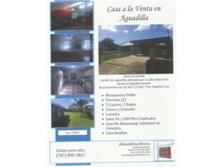 Carr.#2 Aguadilla Bo. Carrenales Km.1.21