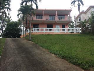 Casa Mambiche Blanco con vista