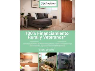 Miraflores Apartment, Las Piedras 69,000