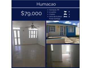 Urb Ciudad Cristiana-Humacao 3 H y 1 1 B