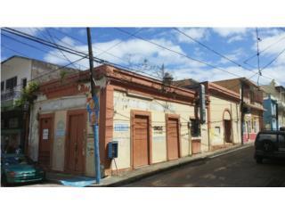 Dos locales comerciales detras de la Alcadia