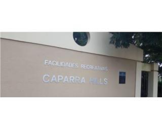URB CAPARRA HILL, SE VA POR MENOS!!!
