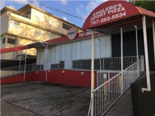 Expreso Trujillo Alto. Antiguo Myrna's Sweets
