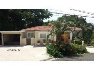 Miradero 3br/3b house & 2br/1b apt, land 1000