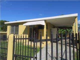 CAMPO ALEGRE - Casa- 3H-1B- Solar de 351 mc