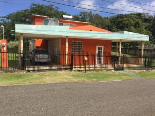 Casa,4 Cuartos 2 Bañ0s 1214 metros,Arecibo PR