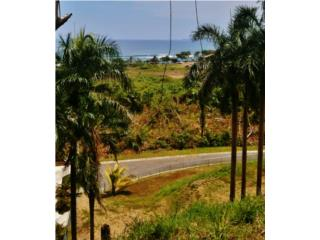 Bello solar con vistas en Bo Puntas de Rincon