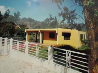Barrio Ala de Piedra Orocovis Casa 3/2 y 6cds