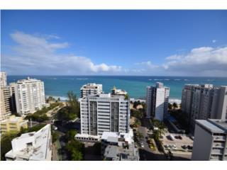 Stunning views from this Condado PH!!!