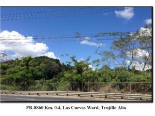 9.4 Cuerda - PR-8860, Km. 0.4 Las Cuevas Ward