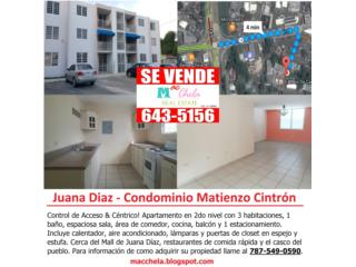 Centrico apartamento de 2do nivel