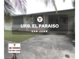 URB. EL PARAISO - SAN JUAN - REPO/HUD - FHA