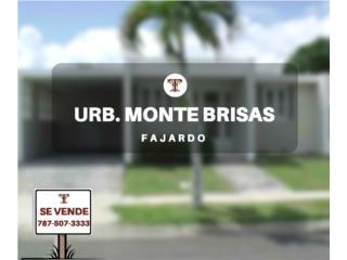 MONTE BRISAS - FAJARDO - NEW - HUD/FHA 100%