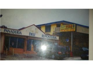 Panaderia Sheila Solo 275k Edificio y Llave