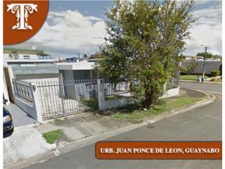 URB JUAN PONCE DE LEON GUAYNABO - DE ESQUINA