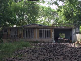 Se vende terreno con casa para asilo