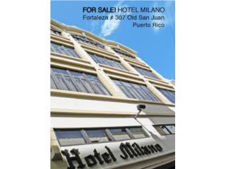 Hotel Milano, Old San Juan