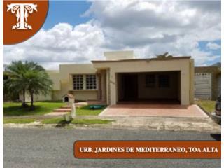 JARDINES DE MEDITERRANEO - REPO/HUD - FHA 3/2