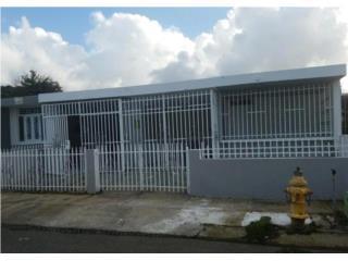 Casa Urb .Villas de Loiza, Canovanas,3h/1b,