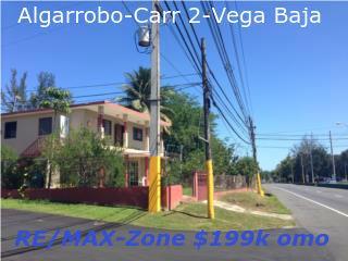 Algarrobo-Carr 2-Esquina-2 unidades