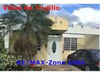 VILLAS DE TRUJILLO, SOLO $98K 3/1