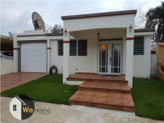 Casa EQUIPADA en Humacao $115k, 3h y 2b