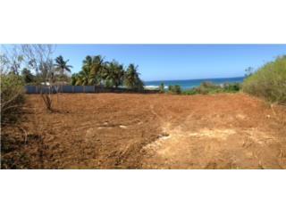 Ocean Front lot/ 35 minutes from San Juan