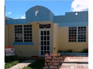 Urb.Villas de Trujillo - VENDIDA