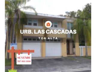 URB. LAS CASCADAS -TOA ALTA- LIQUIDACION REPO